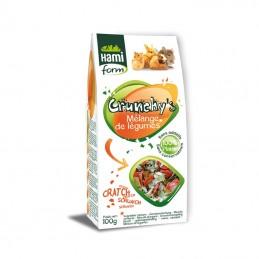 Crunchy's Mélange de légumes HamiForm HAMI 3469980003086 Rongeurs