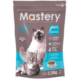 Croquettes Mastery Canard Chat Adulte 1.5 kg FRANCODEX 3336025822004 Croquettes Mastery