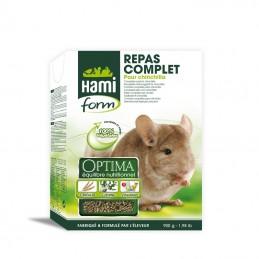 Repas complet pour Chinchilla 900g HamiForm HAMI 3469980000054 Alimentation