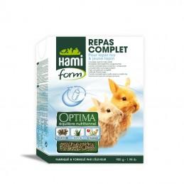 Repas Complet Jeune Lapin 900 g HamiForm HAMI 3469980000061 Alimentation