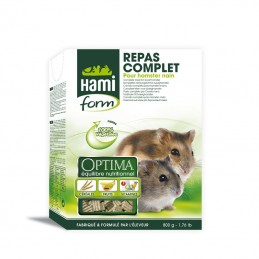 Repas complet Hamster nain 800 g HamiForm