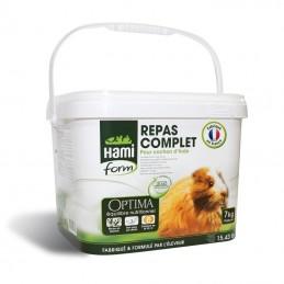 Repas complet Cochon d'Inde 7 kg HamiForm HAMI 3469980004670 Alimentation