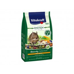 Vitakraft Emotion Beauty Dégus 600 g VITAKRAFT VITOBEL 4008239314642 Alimentation