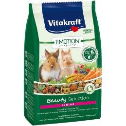 Vitakraft Emotion Beauty Lapin Nain Junior 600 g VITAKRAFT VITOBEL 4008239314543 Alimentation