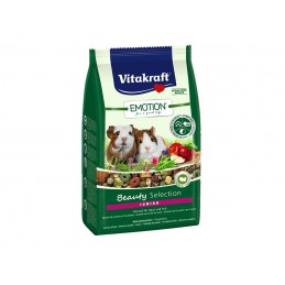 Vitakraft Emotion Beauty Cochon d'Inde Junior 600 g VITAKRAFT VITOBEL 4008239314574 Alimentation