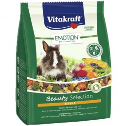 Vitakraft Emotion Beauty Lapin nain 1.5 kg VITAKRAFT VITOBEL 4008239314567 Alimentation