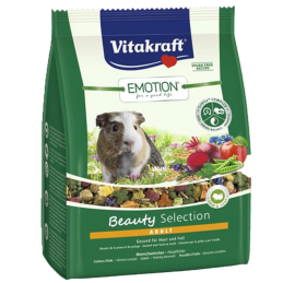 Vitakraft Emotion Beauty Cochon d'Inde 1.5 kg VITAKRAFT VITOBEL 4008239314598 Alimentation