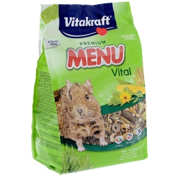 Alimentation Octodon Vitakraft Menu Vital VITAKRAFT VITOBEL 4008239251435 Alimentation