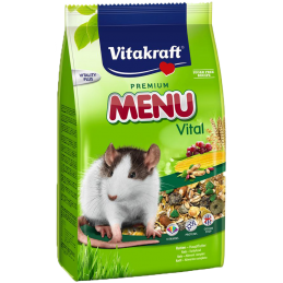 Alimentation Rat Vitakraft Menu Vital VITAKRAFT VITOBEL 4008239249586 Alimentation