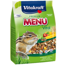Alimentation Ecureuil Vitakraft Menu Vital VITAKRAFT VITOBEL 4008239251428 Alimentation