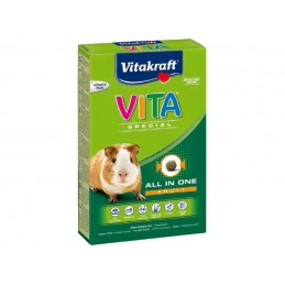 Vitakraft Vita spécial Adulte Cochon d'Inde 600 g VITAKRAFT VITOBEL 4008239253118 Alimentation
