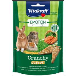 Vitakraft Emotion Crunchy Carrot VITAKRAFT VITOBEL 4008239314888 Rongeurs