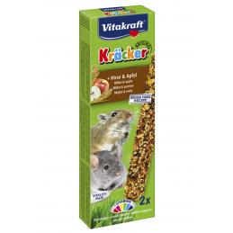 Kräcker Millet & Pomme Vitakraft VITAKRAFT VITOBEL 4008239251794 Friandise & Complément