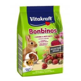 Vitakraft Bonbinos Betterave rouge & Luzerne VITAKRAFT VITOBEL 4008239253736 Rongeurs