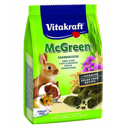 Vitakraft McGreen Céréales & Luzerne VITAKRAFT VITOBEL 4008239256706 Rongeurs