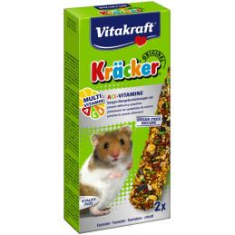 Kräcker Mutli-vitamines Hamster Vitakraft VITAKRAFT VITOBEL 4008239303806 Friandise & Complément
