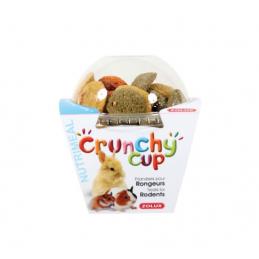 Zolux Crunchy Cup Nature & Carotte & Luzerne