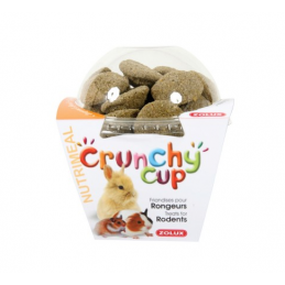Zolux Crunchy Cup Luzerne & Persil ZOLUX 3336022092530 Rongeurs