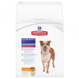Hill's Canine Mature Adult 7+ Poulet Active Longevity 7,5 kg