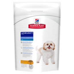 Hill's Canine Mature Mini 7+ Poulet Active Longevity 3 kg