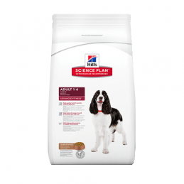 Hill's Canine Adult Agneau & Riz Advanced Fitness 3 kg