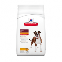 Hill's Canine Adult Light Poulet 12 kg