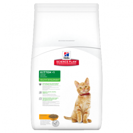 Hill's Kitten Poulet Healthy Development 2 kg HILL'S 052742873503 Croquettes Hill's