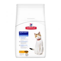 Hill's Feline Mature 7+ Active Longevity Poulet 5 kg HILL'S 052742670003 Croquettes Hill's