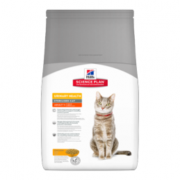 Hill's Feline Adult Urinary Sterilised Poulet 1.5 kg