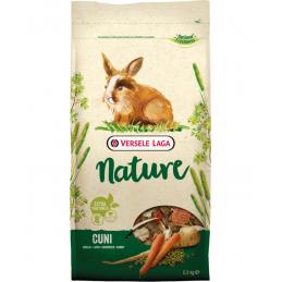 Cuni Nature Lapin 2,3 kg Versele Laga VERSELE LAGA 5410340614037 Alimentation