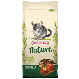 Chinchilla Nature 9 kg Versele Laga VERSELE LAGA 5410340614150 Alimentation