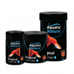 Aquatic Nature Tropical Excel Color 50g AQUATIC NATURE 5413946040217 Exotiques