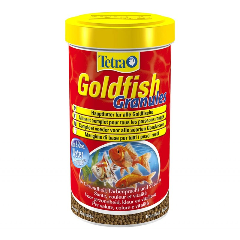 Tetra Goldfish Granulés TETRA 4004218739901 Eau froide