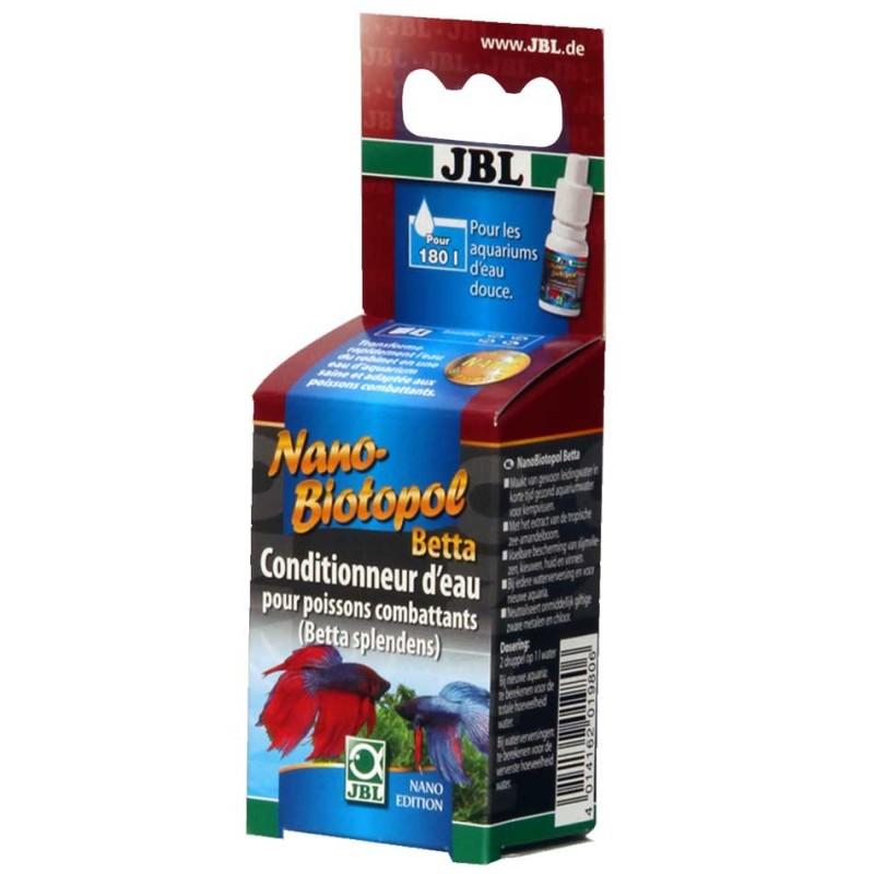 JBL NanoBiotopol Betta (15 mL) JBL 4014162019806 Bactéries, conditionneurs d'eau