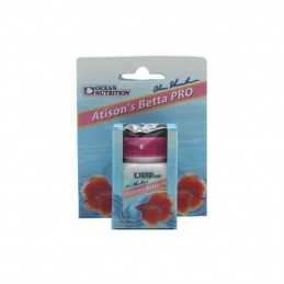 Atison's Betta Pro 15g OCEAN NUTRITION 098731093354 Exotiques