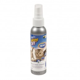 Urine off Spray pour chat & chaton ANIMAL FOOD DIFFUSION 811665016998 Antiparasitaires