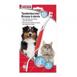 Brosse à dents haleine fraîche pour chien & chat Beaphar BEAPHAR 8711231153084 Hygiène bucco-dentaire