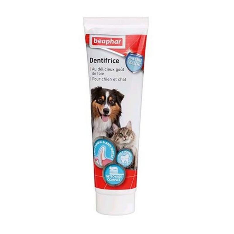 Dentifrice haleine fraîche pour chien & chat Beaphar BEAPHAR 8711231155026 Hygiène bucco-dentaire