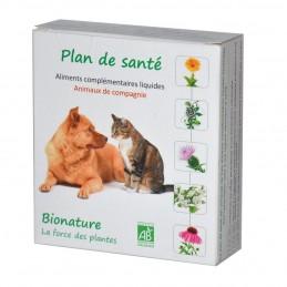 Plan de santé Bionature ANIBIO 3760112260040 Compléments alimentaires