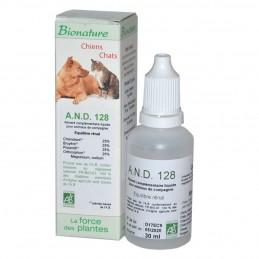 Equilibre Rénal A.N.D 128 Bionature BIONATURE 3760112260101 Compléments alimentaires