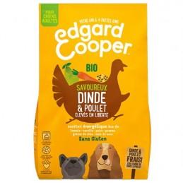 Croquettes Dinde & Poulet Edgard Cooper EDGARD COOPER  Croquettes Edgard Cooper