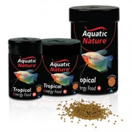Aquatic Nature Tropical Energy Food M AQUATIC NATURE 5413946040347 Exotiques