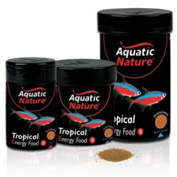 Aquatic Nature Tropical Energy Food S AQUATIC NATURE 5413946040040 Exotiques