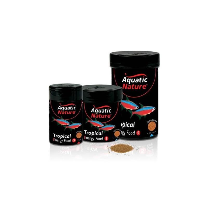 Aquatic Nature Tropical Energy Food S AQUATIC NATURE 5413946040040 Exotiques