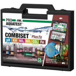 JBL CombiSet Fe+ ProAquaTest JBL 4014162240927 Test d'eau