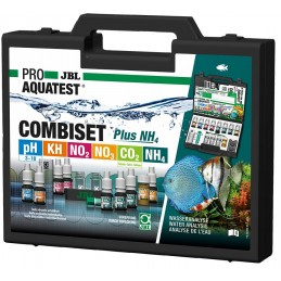 JBL Test CombiSet NH4+ ProAquaTest JBL 4014162240903 Test d'eau