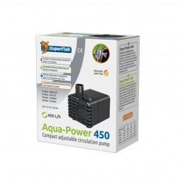 SuperFish Aqua Power 450 SUPERFISH 8715897305412 Pompe à eau