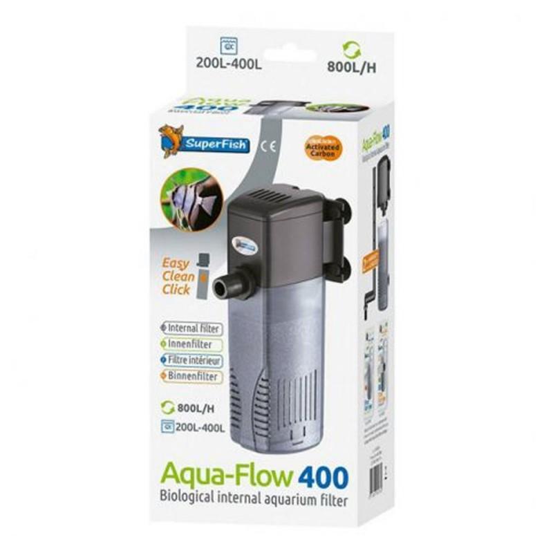 Superfish Aqua Flow 400 SUPERFISH 8715897041761 Filtre interne
