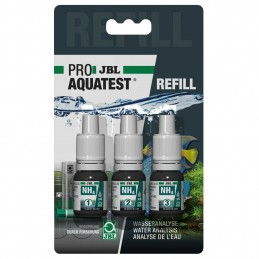 JBL Recharge NH4 Ammonium ProAquaTest JBL 4014162241221 Test d'eau