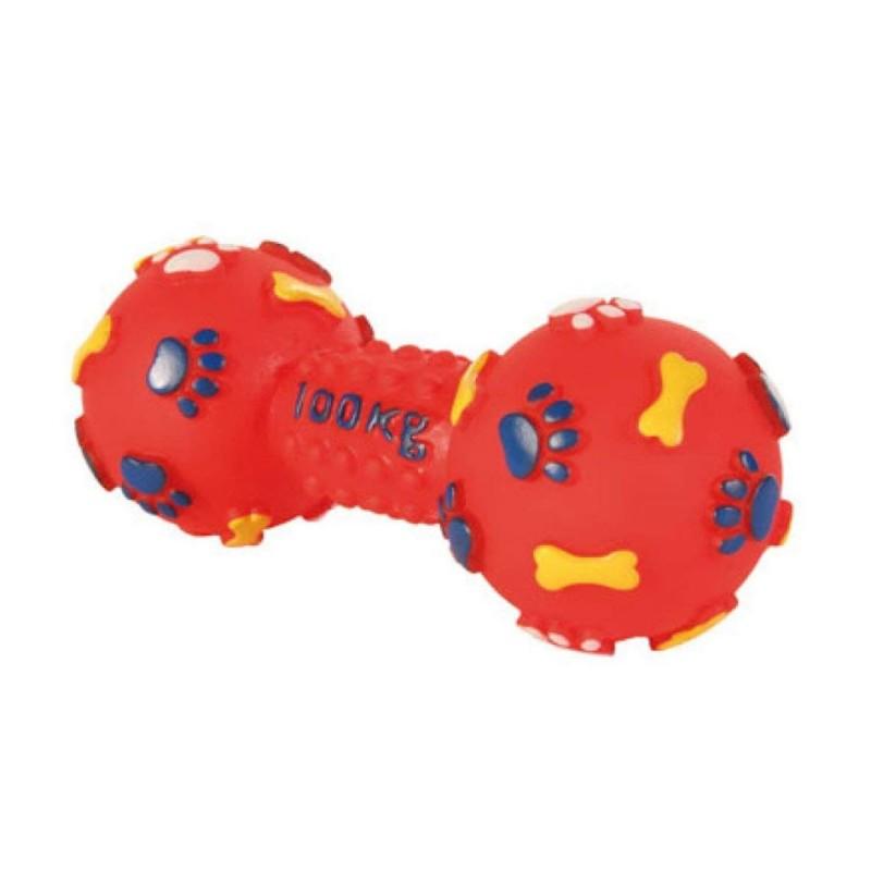 Jouet Haltère pour chien Trixie TRIXIE 4011905033617 Cordes, jouets à mordre
